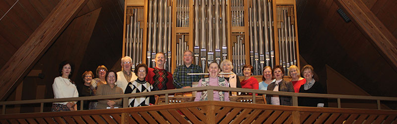Christ Lutheran Louisville's Adult Choir